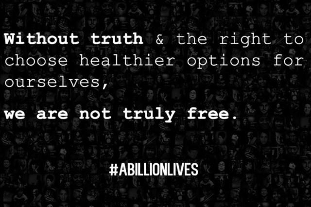 A Billion Lives Quote