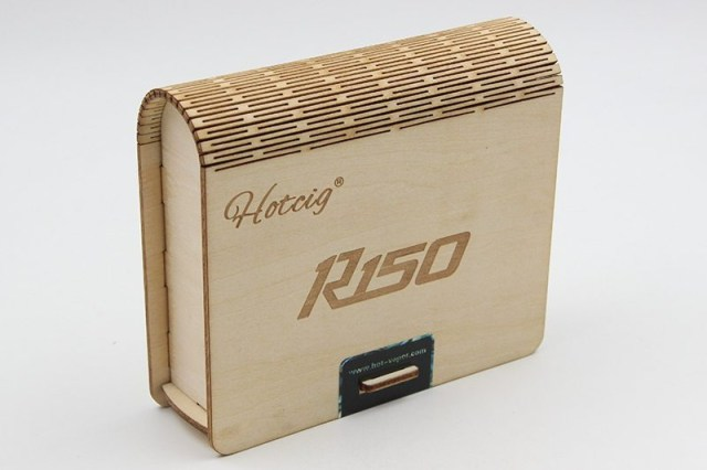 Hotcig R150 Packaging