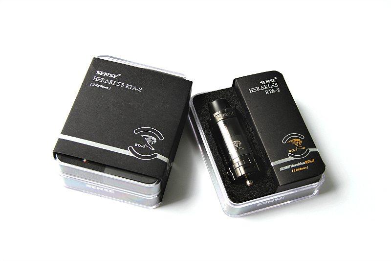 Sense Herakles RTA-2 Packaging
