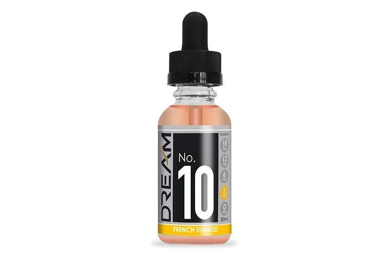 Dream Smoke E-Liquid No. 10