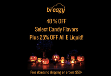 Breazy Halloween Sale