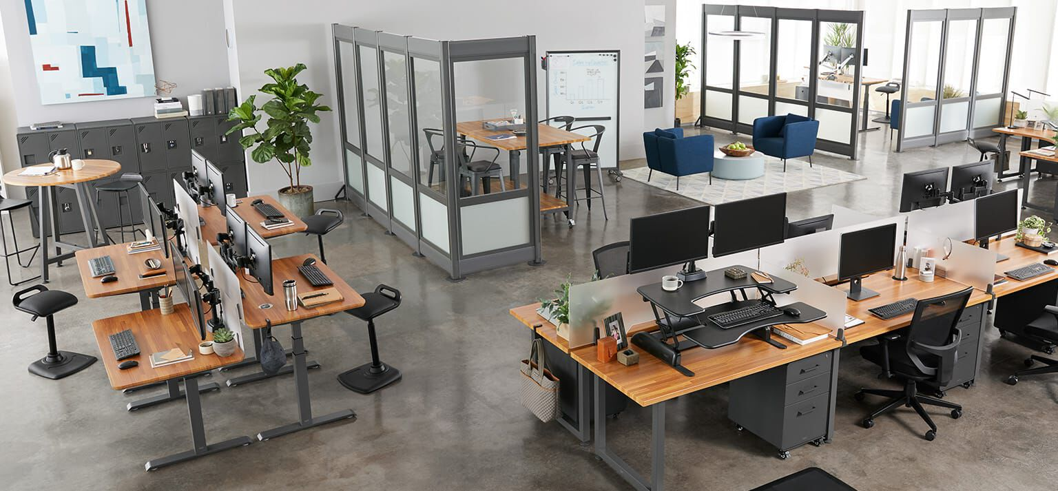 Office Furniture Showrooms Dallas Fort Worth And More Vari
