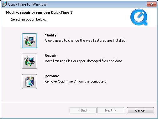 Variations Audio Timeliner Installation - windows repair install
