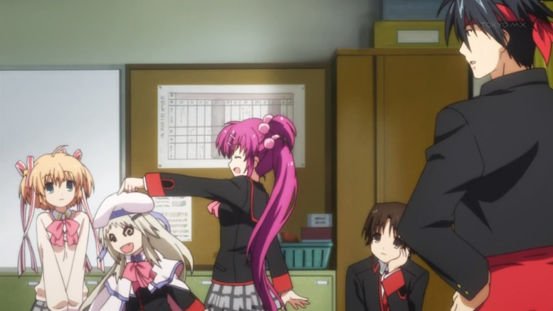The Little Busters are innovators in screwing around.