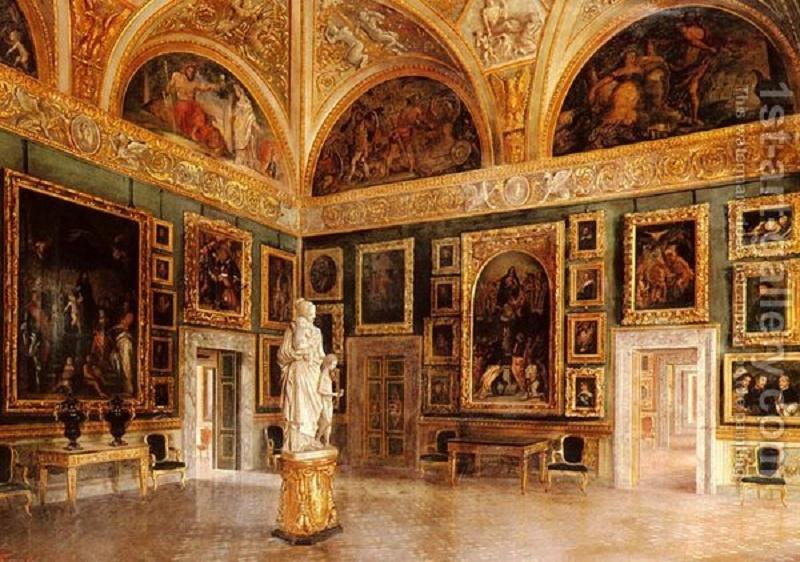 Soggiorno Pitti Florence Italy