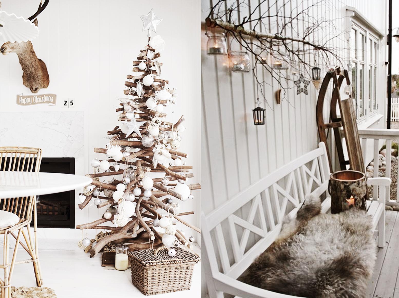 Christmas Home Decor Ideas Pinterest - Elitflat