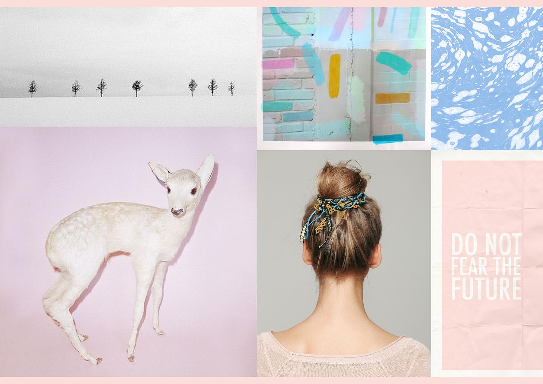 Change Wallpaper On Iphone Inspiration Pastel Pinterest Hair Colour Block Typography