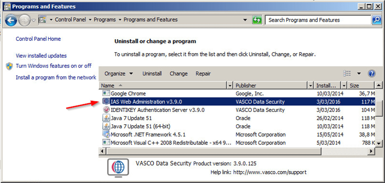 Vasco Non Stop Download Kb 150158 Troubleshooting Login Problems On Identikey