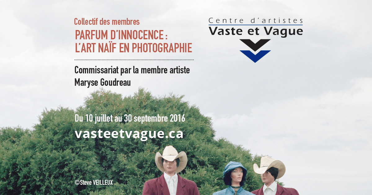 Vaste et Vague PARFUM D'INNOCENCE Collectif des membres