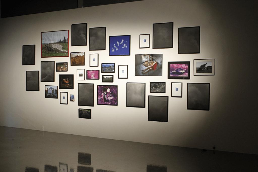 Maryse GOUDREAU, Escuminac MIEL DE TANK | Installation | Vaste et Vague