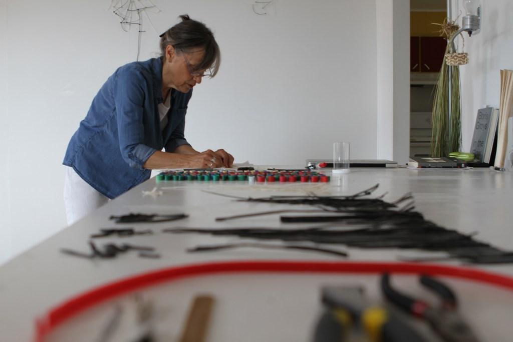 Ginette LÉGARÉ, Toronto | Résidence de recherche et création