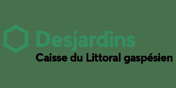 Logo Desjardins littoral gaspesien 600X300