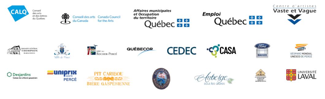 Logos Partenaires BISLaB 2018