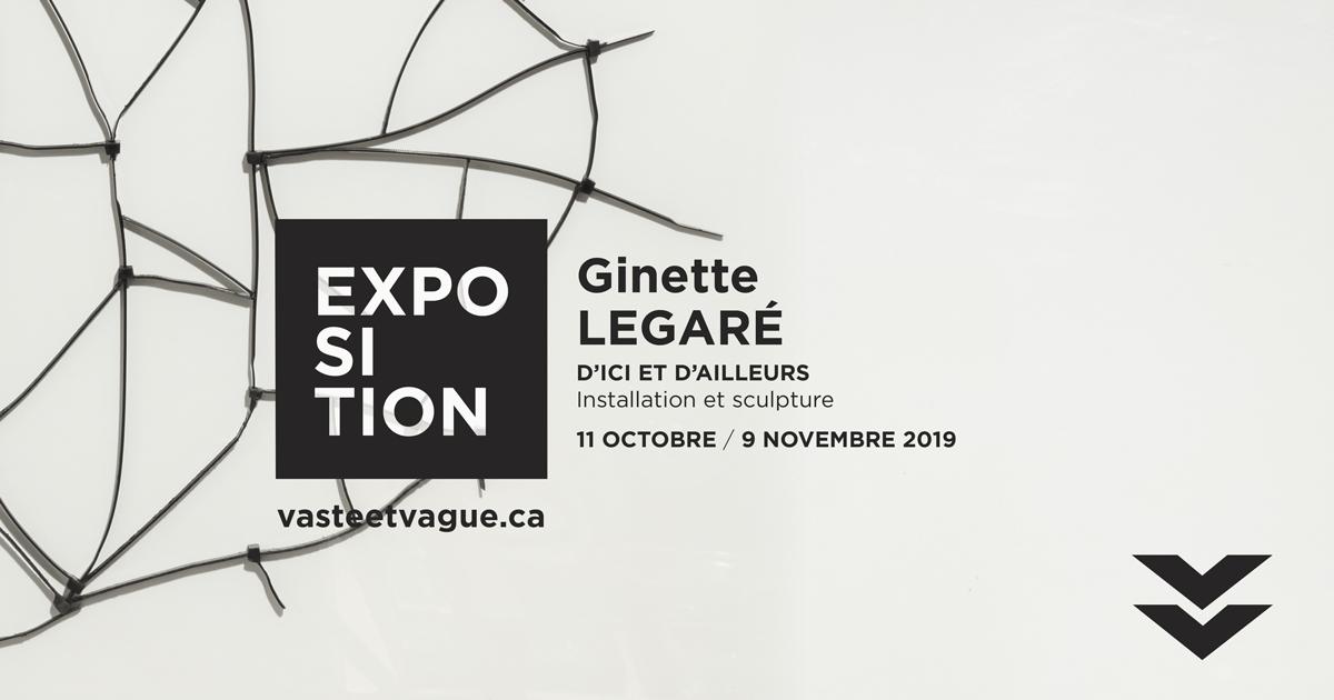 Ginette LEGARÉ | D'ICI ET D'AILLEURS | Sculpture