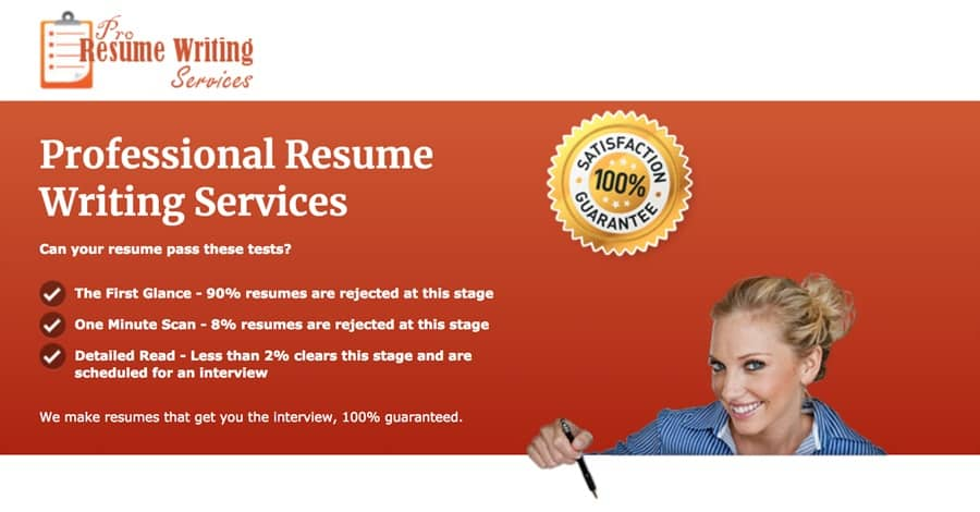 Best Resume Writing Services Reviewed (TOP 5 FOR 2018) - Vault50