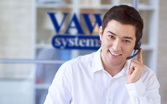 Rep Locator - VAW Systems Ltd