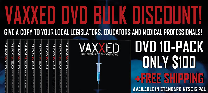 Vaxxed From Cover-Up to Catastrophe Official Website