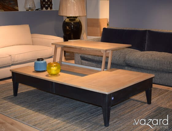 Rehausse Meuble Tv Table Basse à Réhausse Diamant Ralph M | Vazard