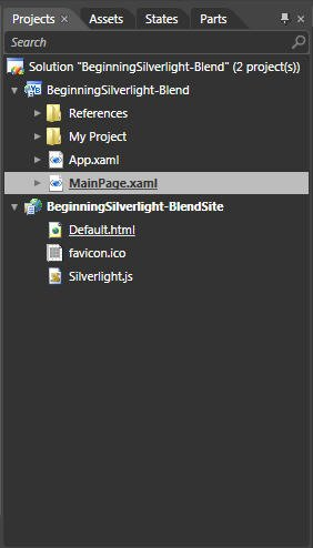Beginning Silverlight 3 ~ The Expression Blend way - CanOz Blog