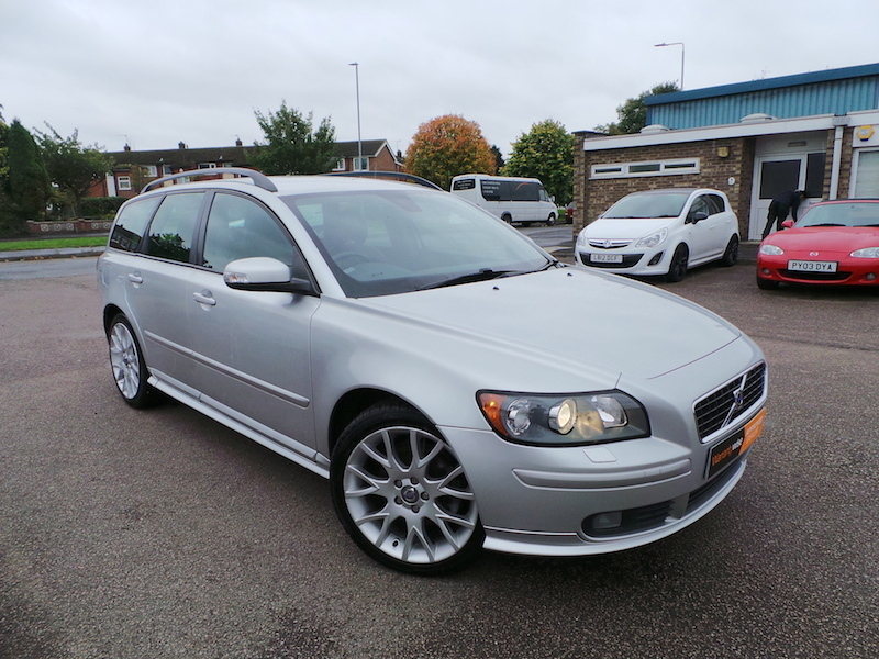 volvo v50 manual transmission for sale