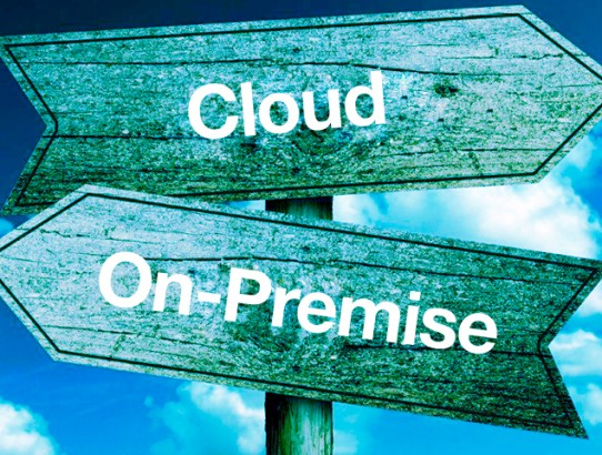 Cloud-vs-on-premise