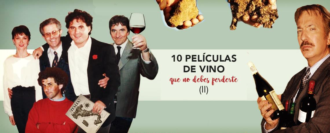 películas de vino