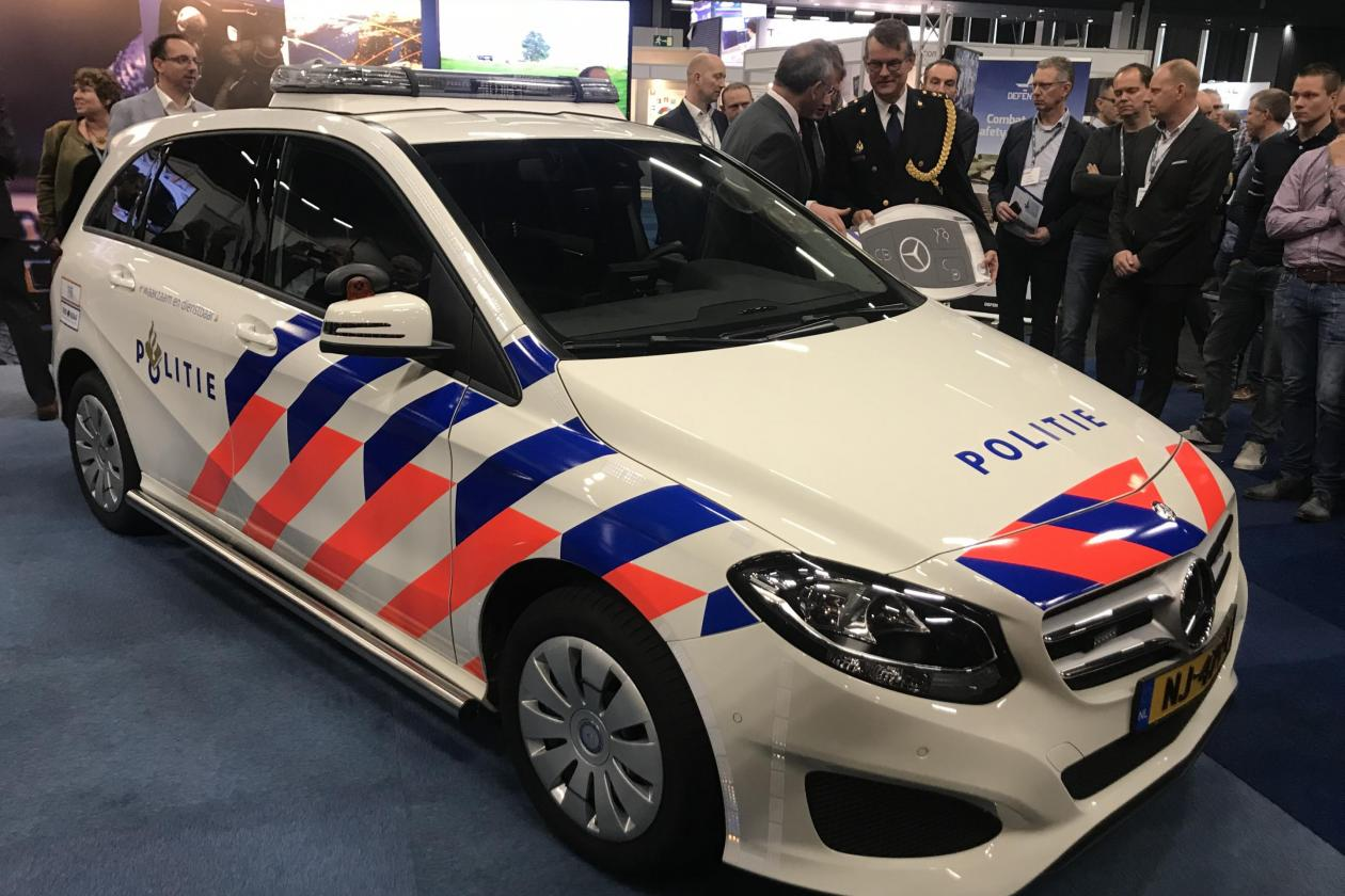 Car Companies Vacancies Vdl Bus Venlo To Convert New Police Cars