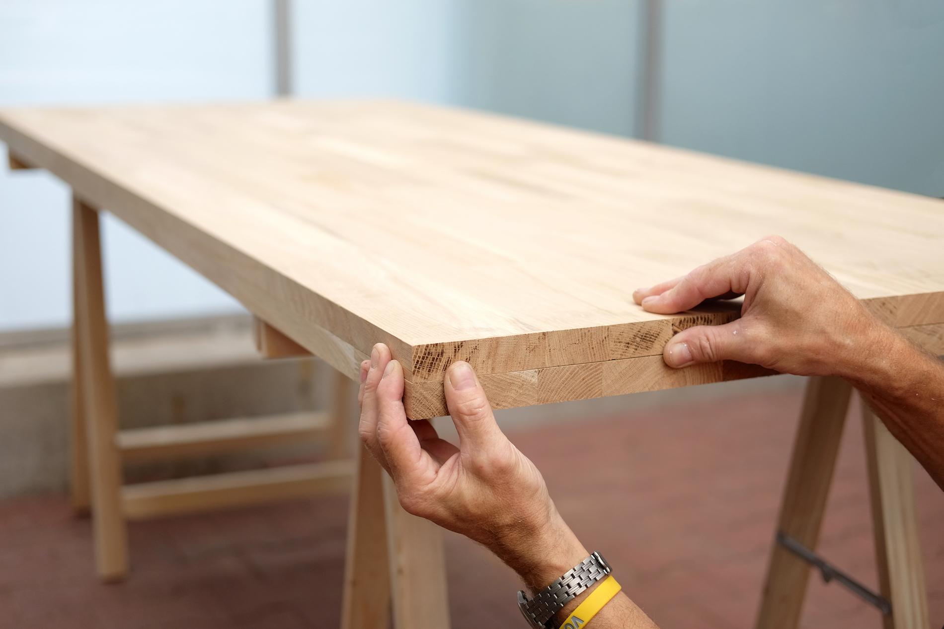 Tafel maken great tafel maken with tafel maken good retro houten