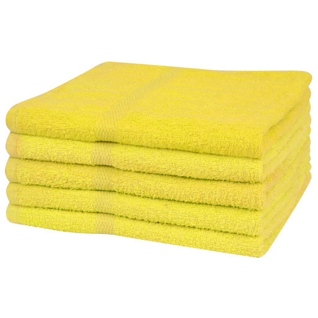 Yellow Towels Towels Yellow For Sale In Uk 61 Used Towels Yellows