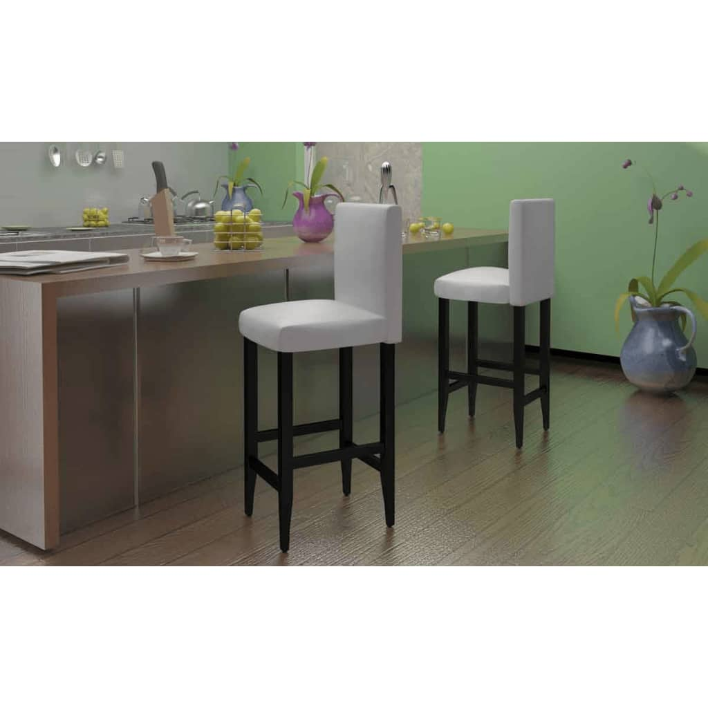 Lot De 2 Tabourets De Bar Clark Lot De Tabourets De Bar Clark