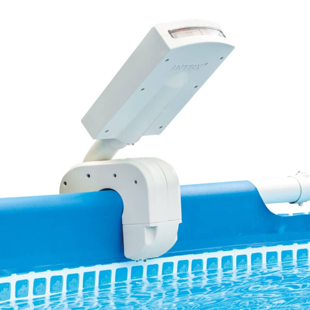 Pool Bodensauger Vidaxl Intex Led Pool Sprayer Wasserfontäne Pp 28089 Zum