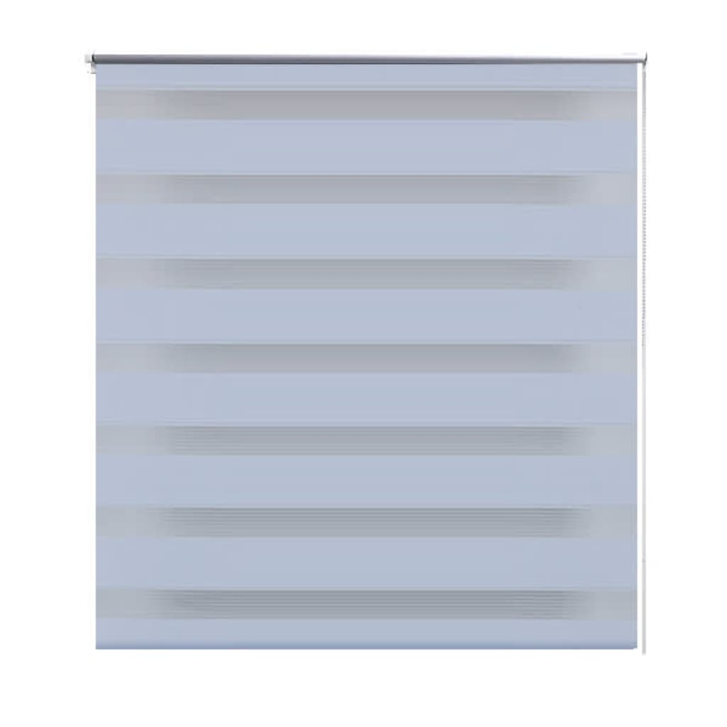 140 Cm Vidaxl Co Uk Zebra Blind 140 X 175 Cm White