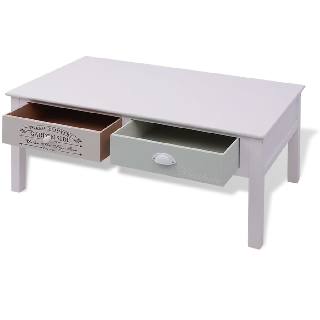 Table Basse Console Vidaxl Table Basse Bois Table De Salon Table Console Table D Appoint