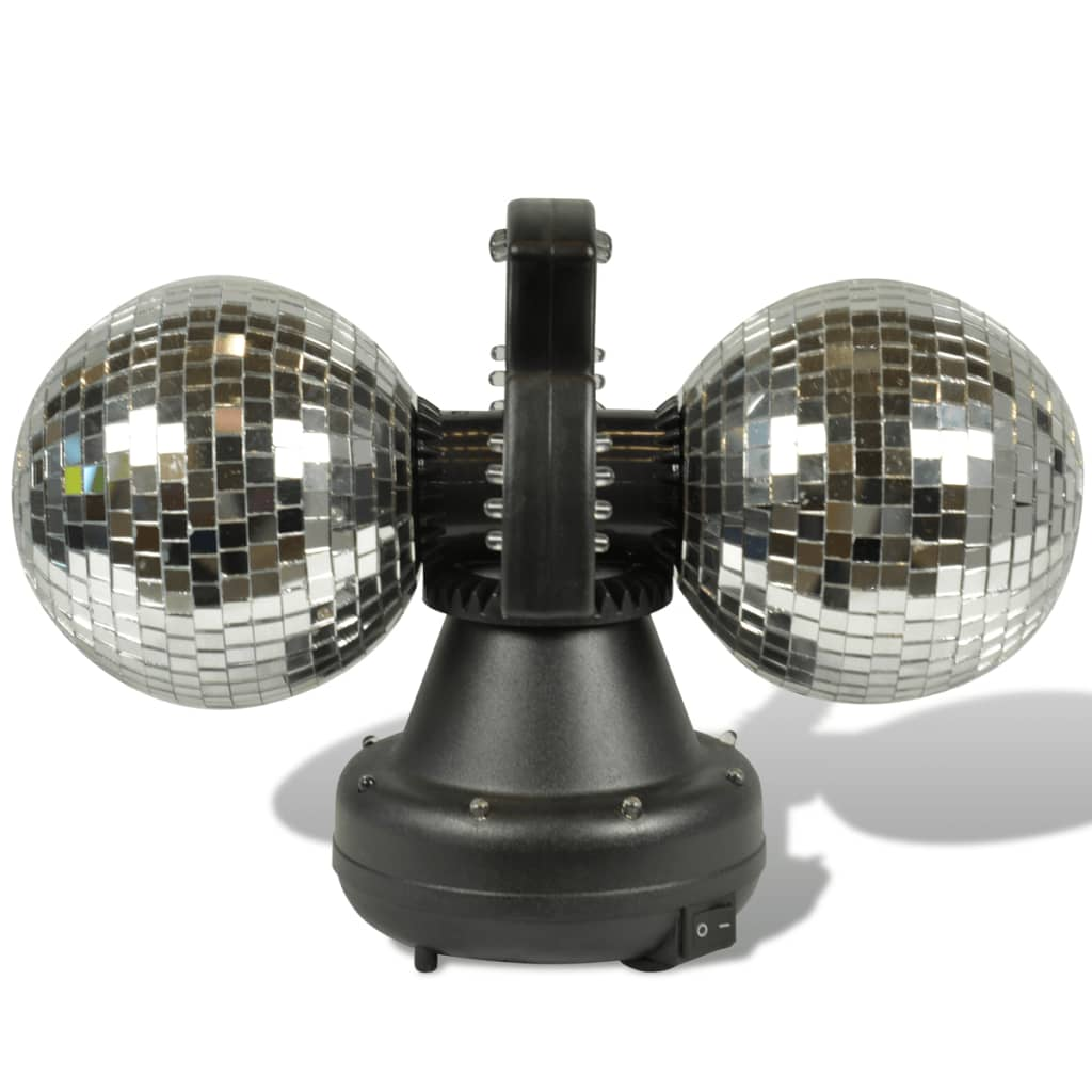 Led Light Fun Party Fun Lights Led Disco Ball 2 Mirror Ball Party Light