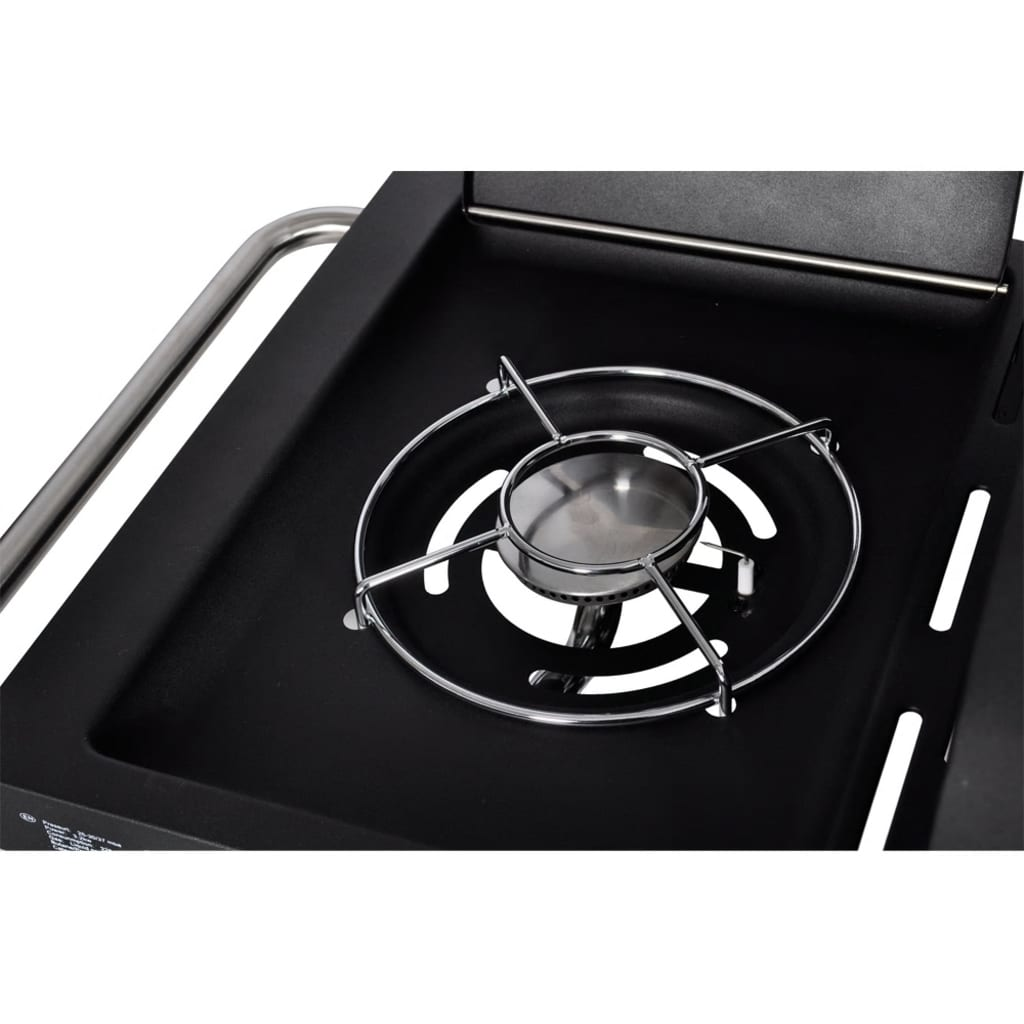 Edelstahl Gasgrill Edelstahl Gasgrill Grill Grillwagen Barbecue Bbq 6 431 Mit