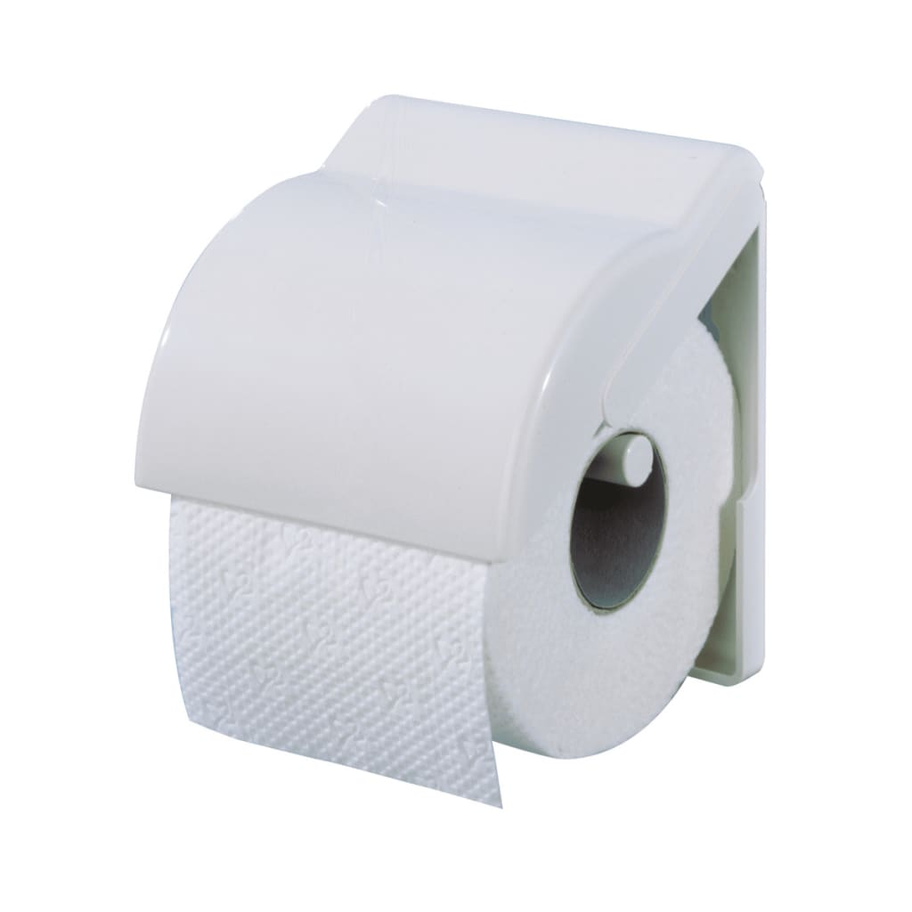 Plastic Toilet Roll Holder Tiger Toilet Roll Holder Palma White 311530143 Vidaxl Co Uk