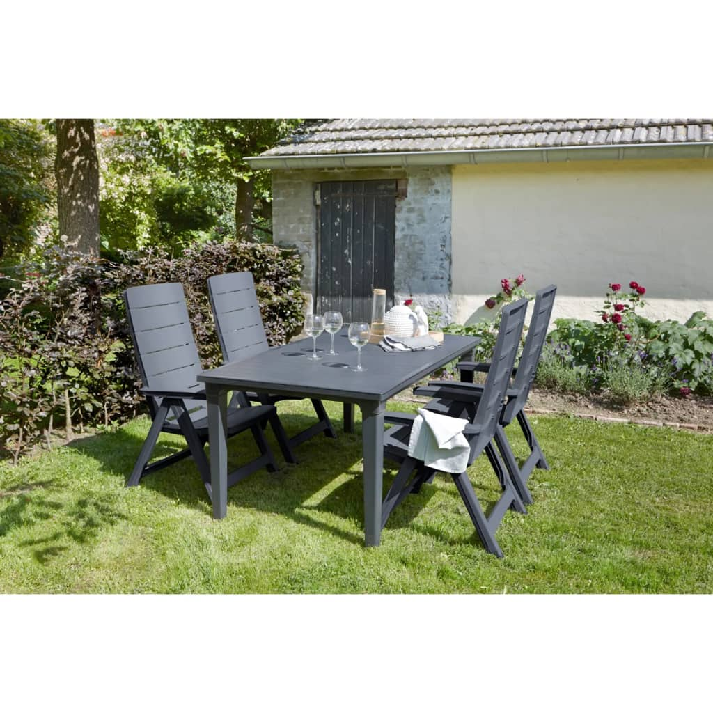 Chaise Allibert Jardin Acheter Allibert Chaise Inclinable De Jardin Quotbrasilia Quot 2