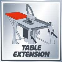 La boutique en ligne Einhell Scie sur table TC-TS 2031 U ...