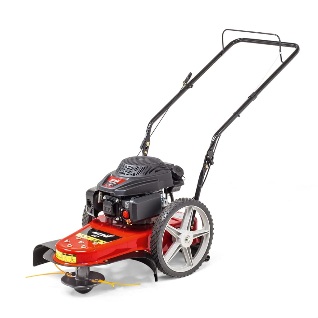 Grastrimmer Test Mtd Lawn Mower And Trimmer Wst 5522 2100 W 25a 262e678