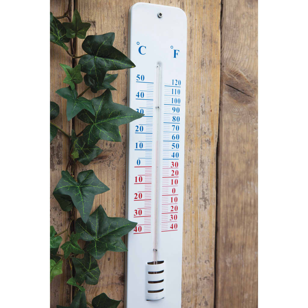 Thermometre Exterieur Geant Esschert Design Wall Thermometer 45 Cm Th13 Vidaxl Co Uk