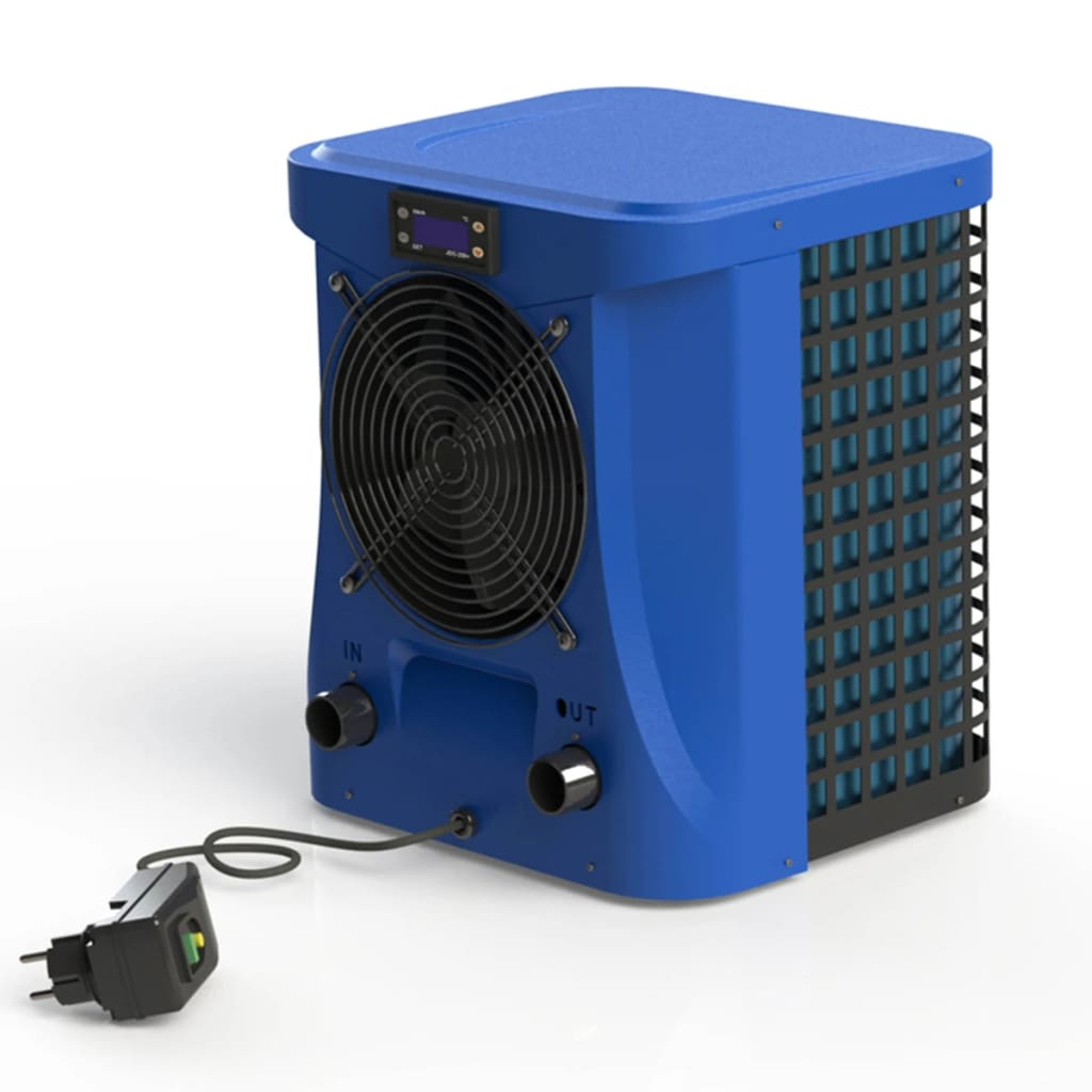Poolheizung Günstig Pool Improve Poolheizung Hot Spash 2400 W Blau Hotsplsh