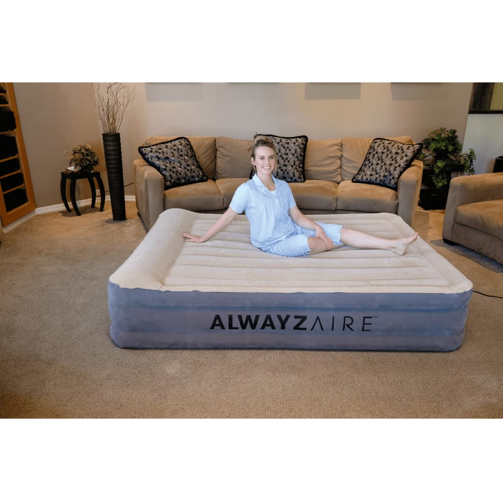 Action Matelas Gonflable Acheter Bestway Matelas Gonflable Alwayzaire 2 Personnes