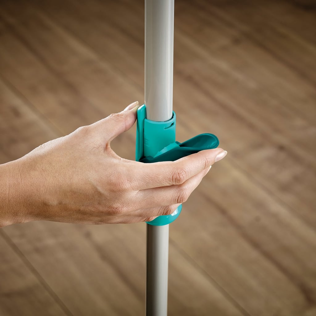 Leifheit Clean Twist Mop Leifheit Floor Mop Set Clean Twist M Green 52050 | Vidaxl