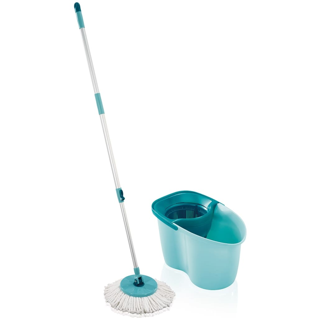 Leifheit Clean Twist Mop Leifheit Disc Mop Set Clean Twist Active Green 56793