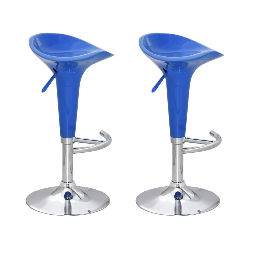 Songmics Lot De 2 Tabourets De Bar Stool Acheter Tabouret Design Rocket Bar Lot De 2 Pas Cher