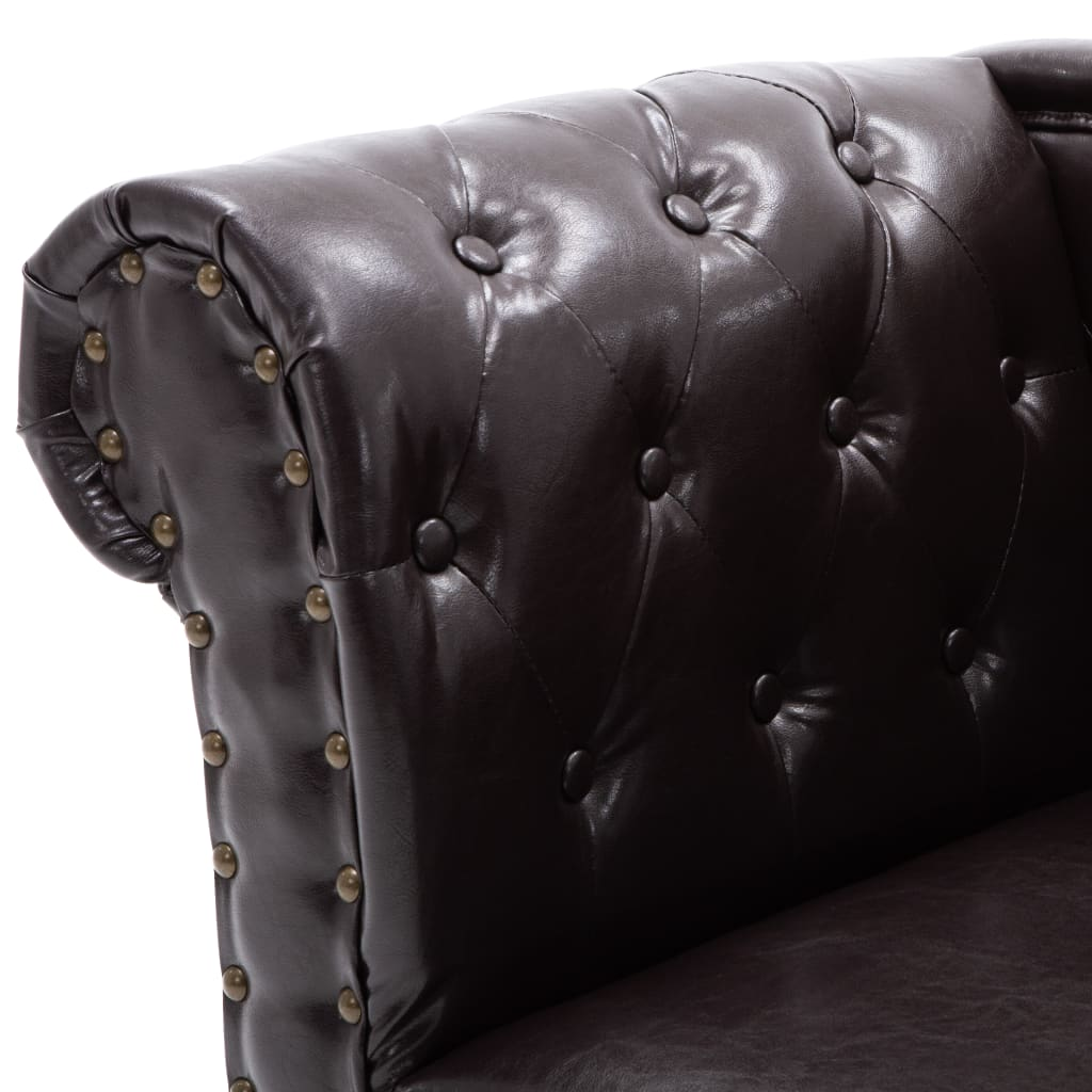Chesterfield Sessel Günstig Chesterfield Sessel Bank Recamiere Chaiselongue Günstig