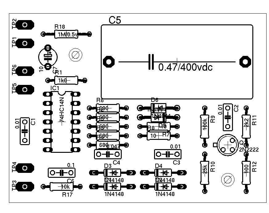 capacitor esr meter
