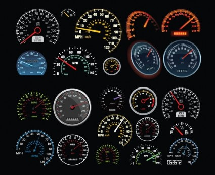 Hd Car Wallpapers Free Download Zip Vector Speedometer And Counter Ai Svg Eps Vector Free