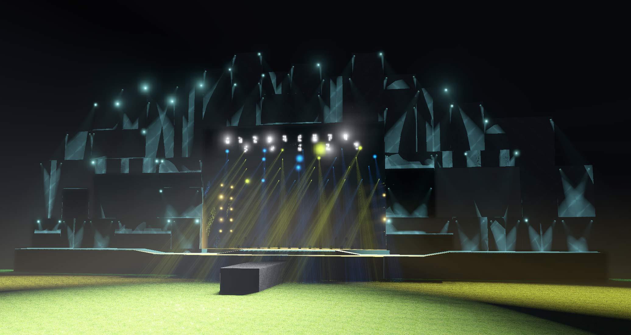 Lighting design vectorworks sst outdoor lighting archoncad