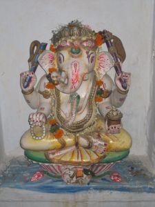 Ganesha, ganapati, Elefantenköpfig